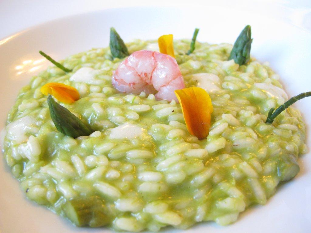riso in verde, President, chef Paolo Gramaglia, Pompei, Napoli