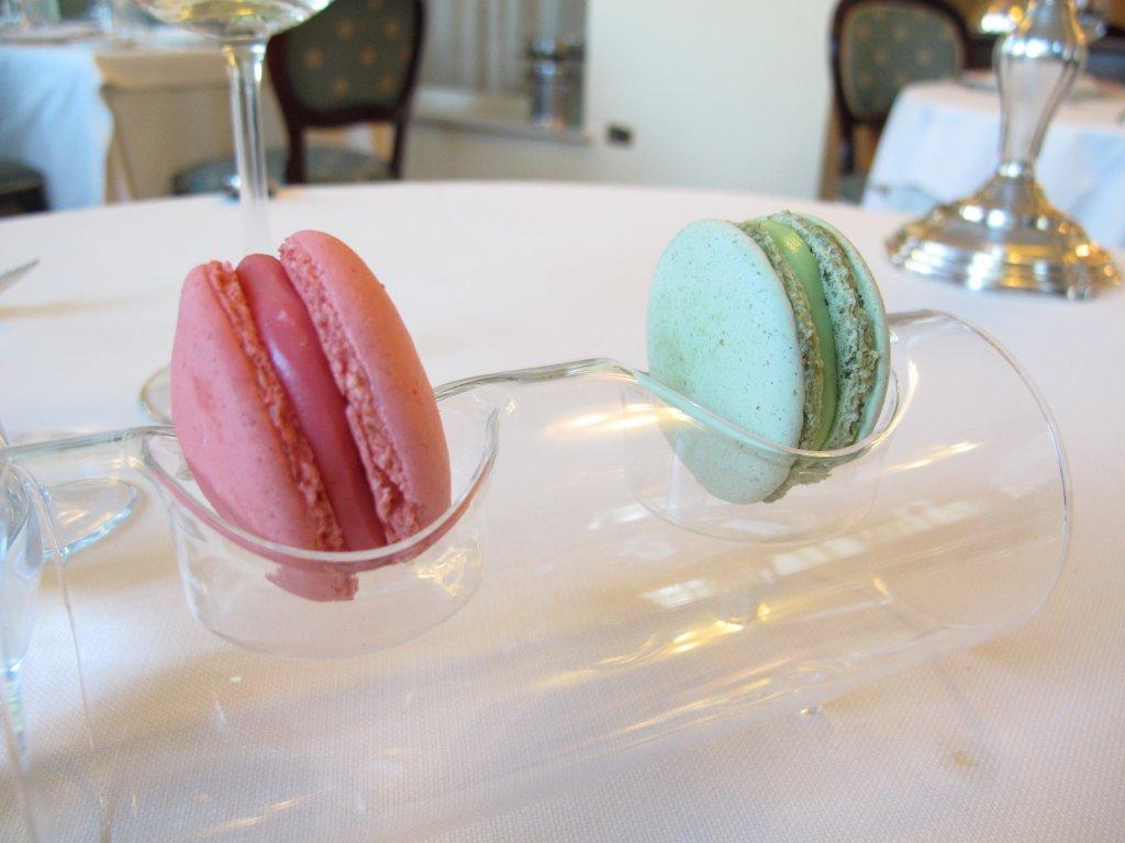 macarons, President, chef Paolo Gramaglia, Pompei, Napoli