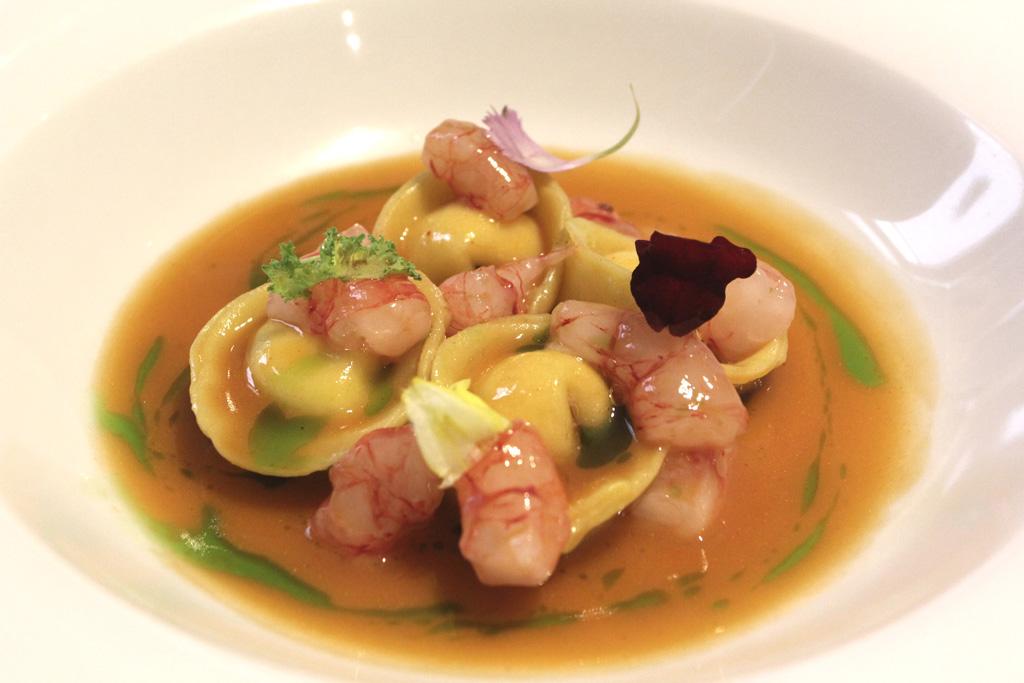 tortelli, Quintessenza, Chef Stefano Di Gennaro, Trani, Barletta, Puglia
