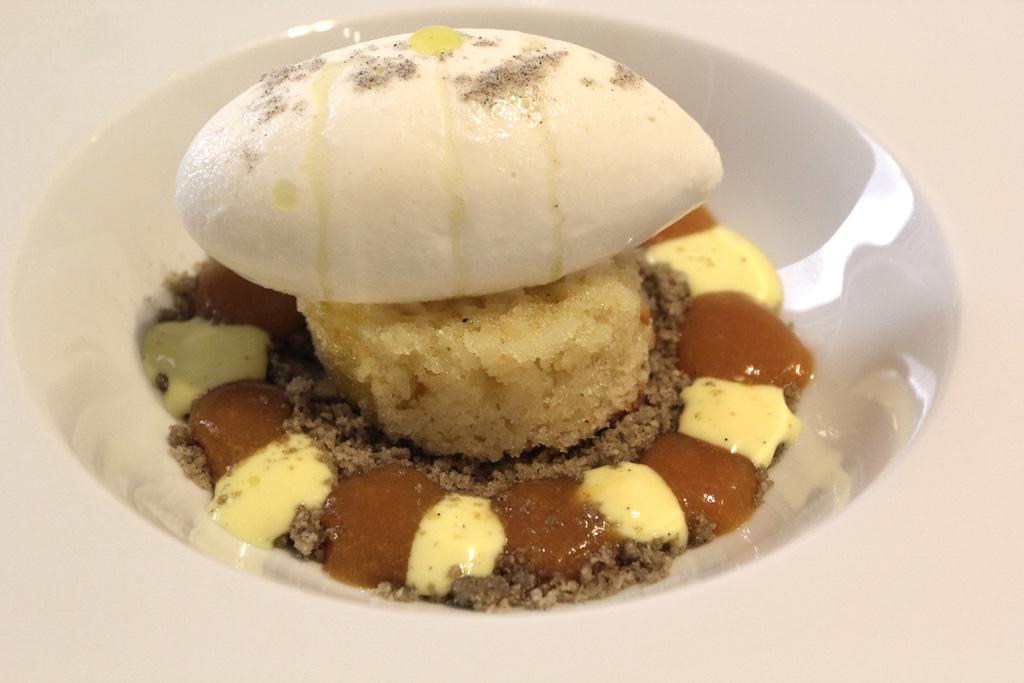 dessert, Quintessenza, Chef Stefano Di Gennaro, Trani, Barletta, Puglia