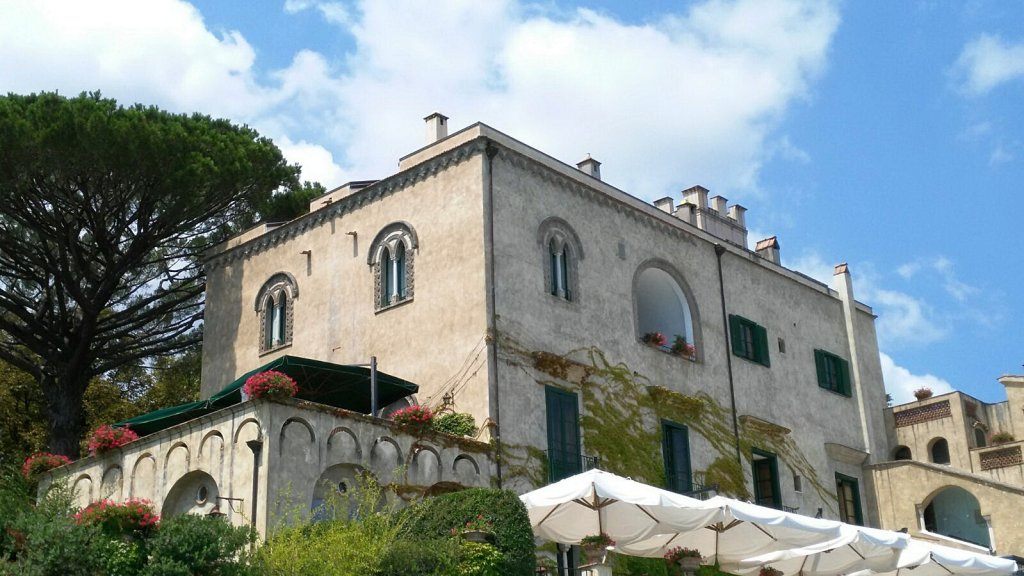 Villa Cimbrone, Ravello, salerno, costiera amalfitana