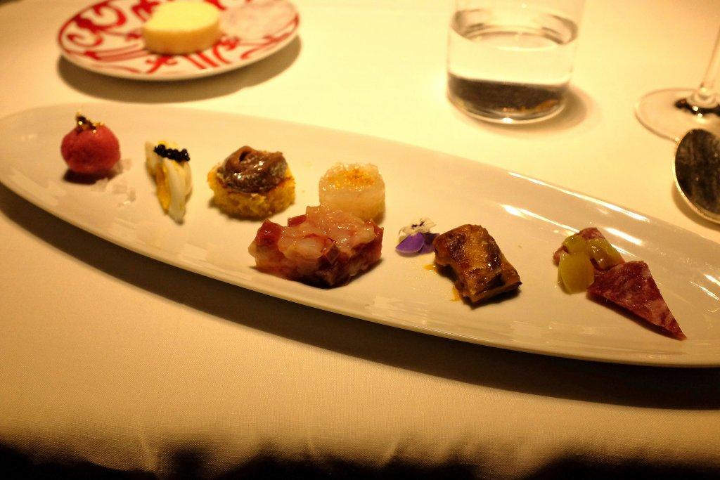 Aperitivo, Casa Vissani, Chef Gianfranco Vissani, Baschi, Umbria