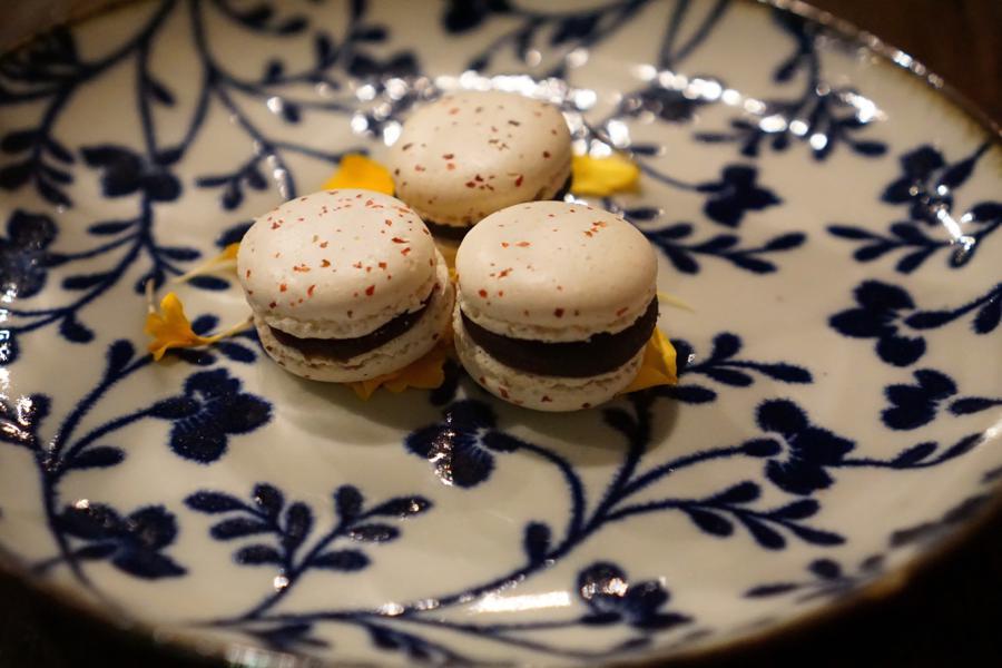 macarons,Apelle, Chef Martina Mosco, Ferrara