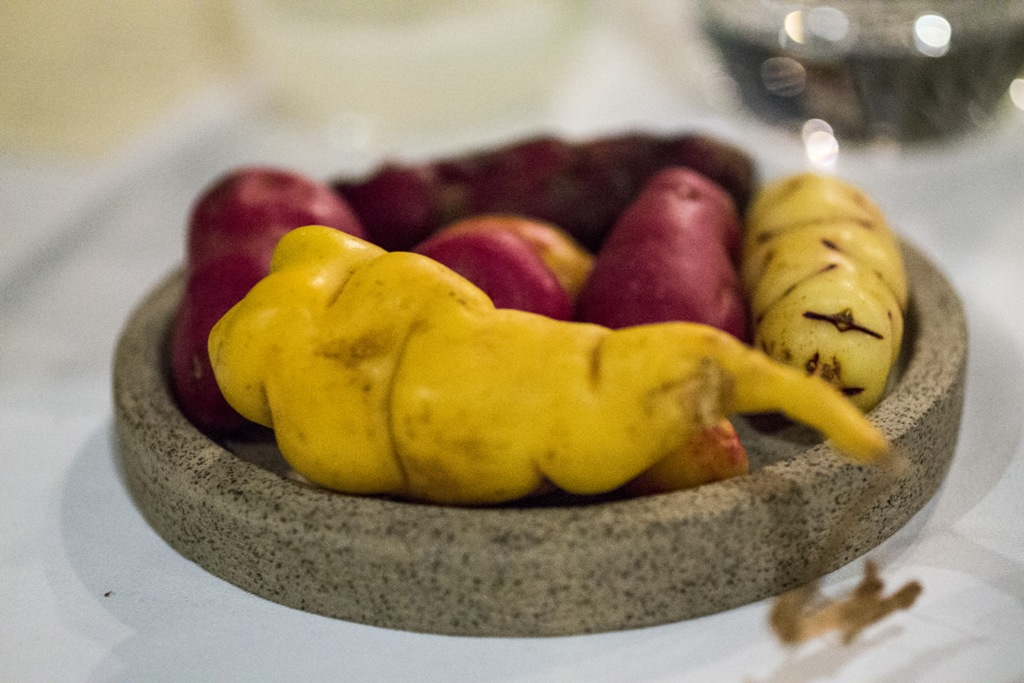 patate, Central, chef Virgilio Martinez, Miraflores Lima, Peru