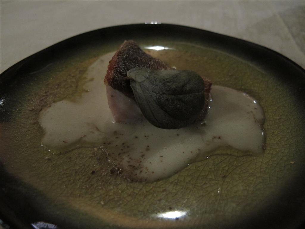 tinca gobba, 21.9, Chef Flavio Costa, Piovessi D'Alba, Cuneo, Piemonte
