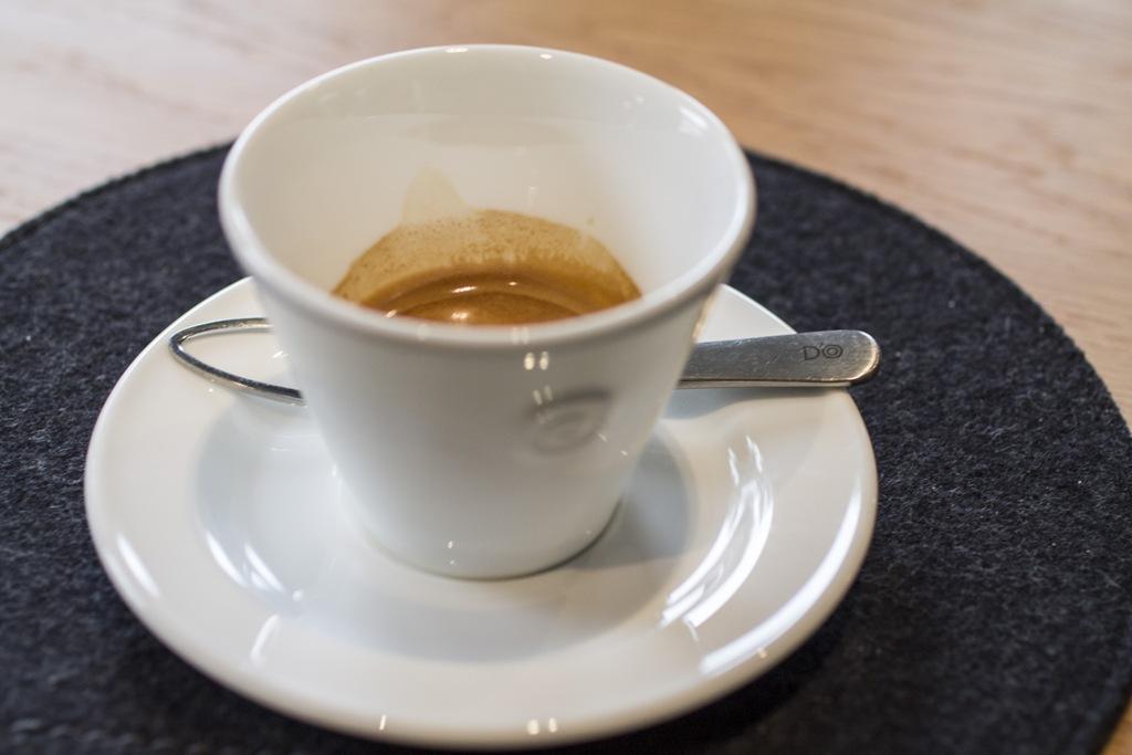 caffè, D'O, Davide Oldani, Corredo, Milano