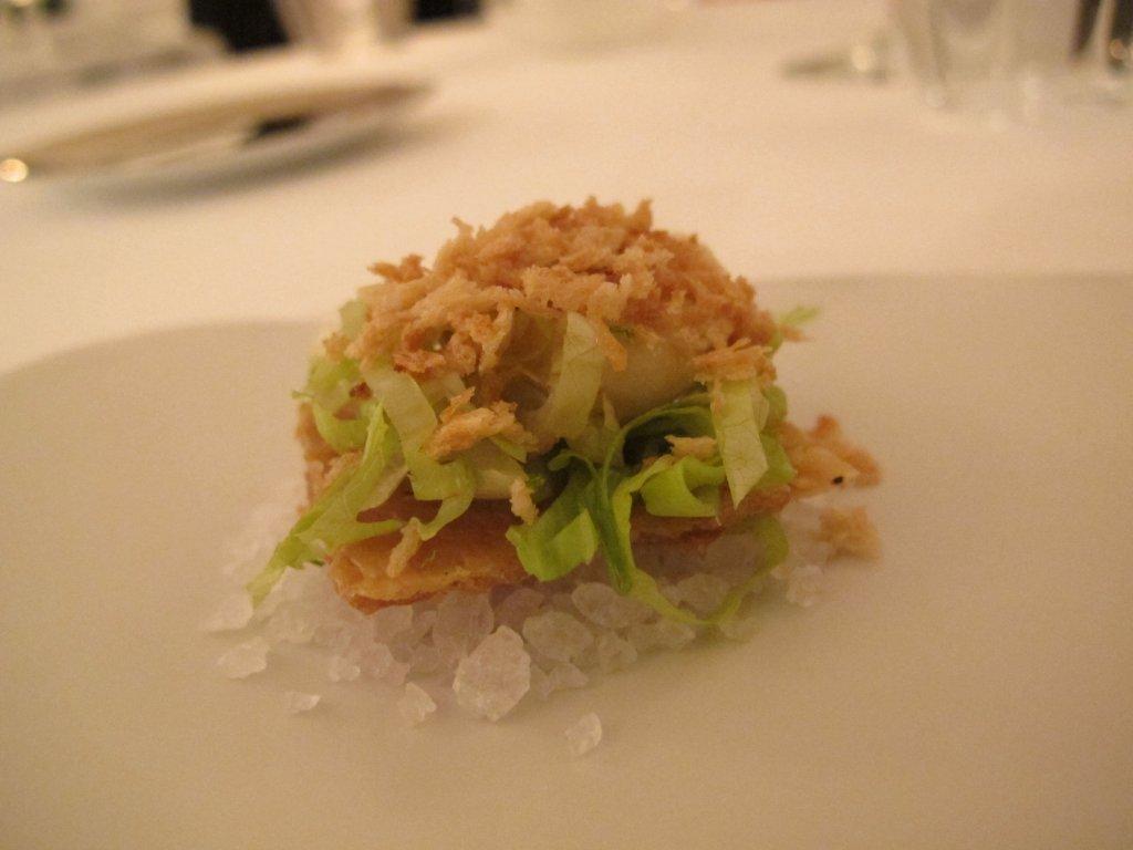 caesar salad, Don Geppi, chef Mario Affinita, Sant'Agnello, Sorrento