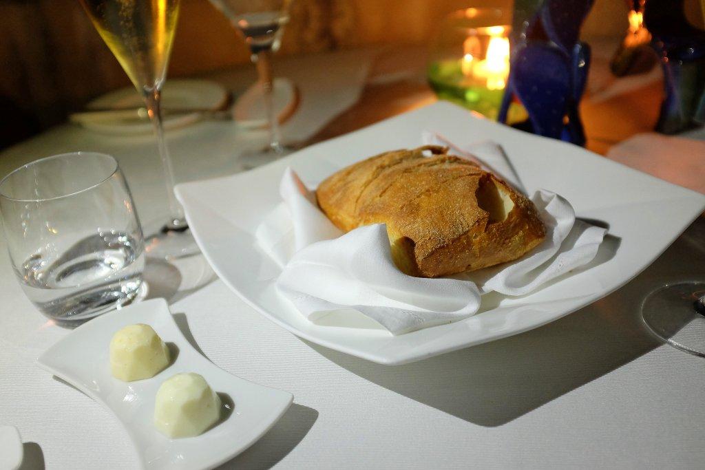 pane burro, Flauto di Pan, Chef Crescenzo Scotti, Ravello