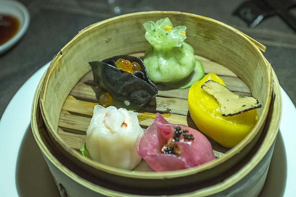 Dim Sum, Gong, Keisuke Koga, Fusion-Oriental, Milano