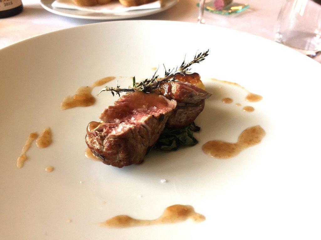 filetto,  Locanda Gulfi, Chef Ninni Radicini, Chiaramonte Gulfi, Ragusa, Sicilia