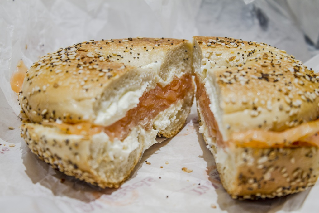 Tal Bagels, New York