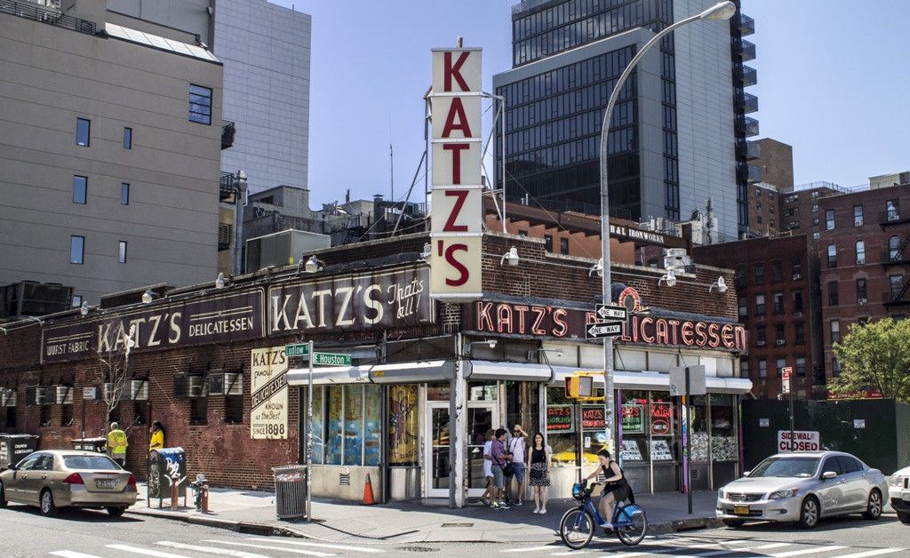 kattz's, pastrami, New York