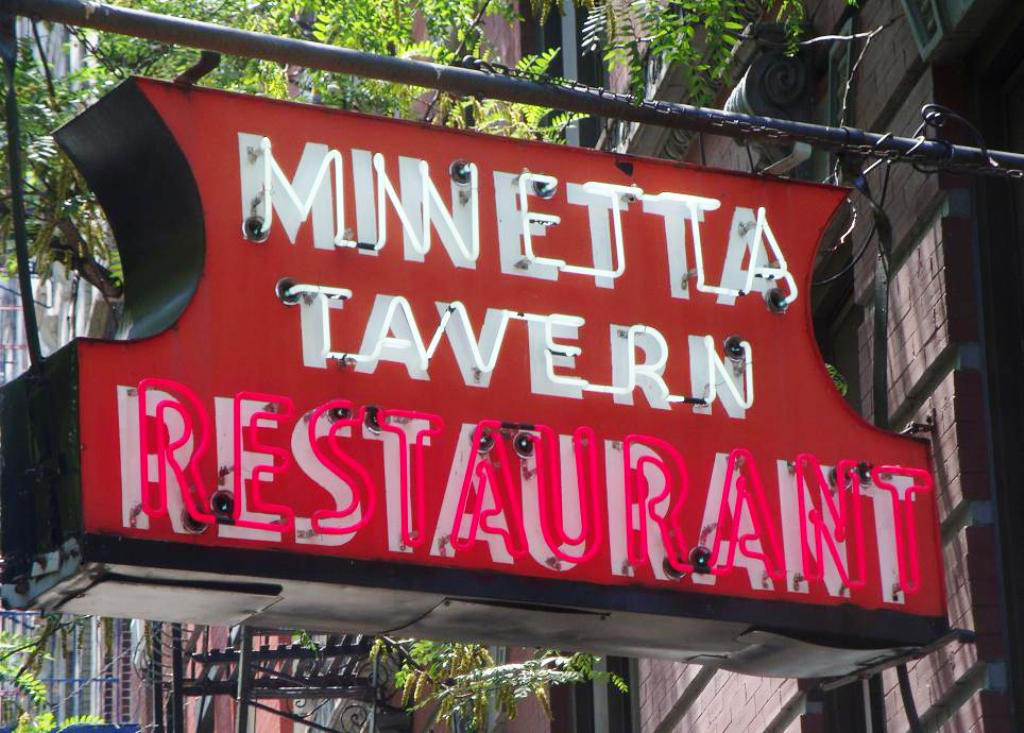 Minetta, Hamburger, New York
