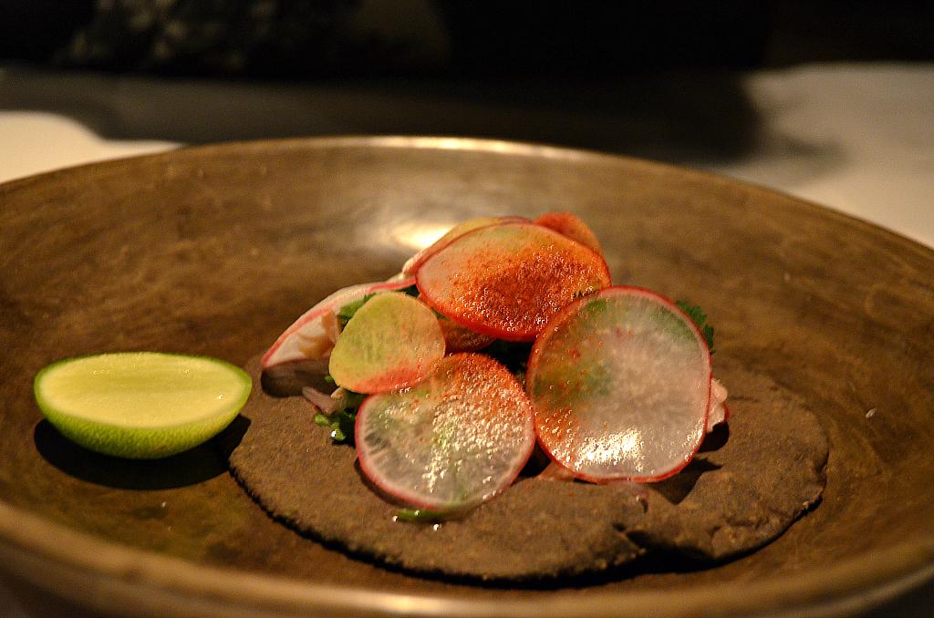 Taco, Pujol, Città del Messico, Chef Enrique Olvera