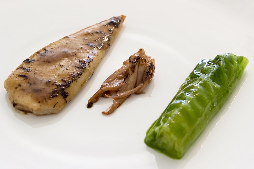 calamaro, Reale 2016, Chef Niko Romito, Castel di Sangro, aquila, abruzzo