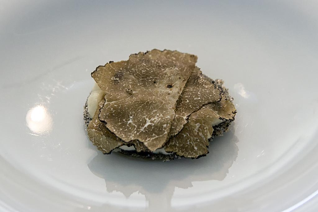 gel di vitello, Reale 2016, Chef Niko Romito, Castel di Sangro, aquila, abruzzo