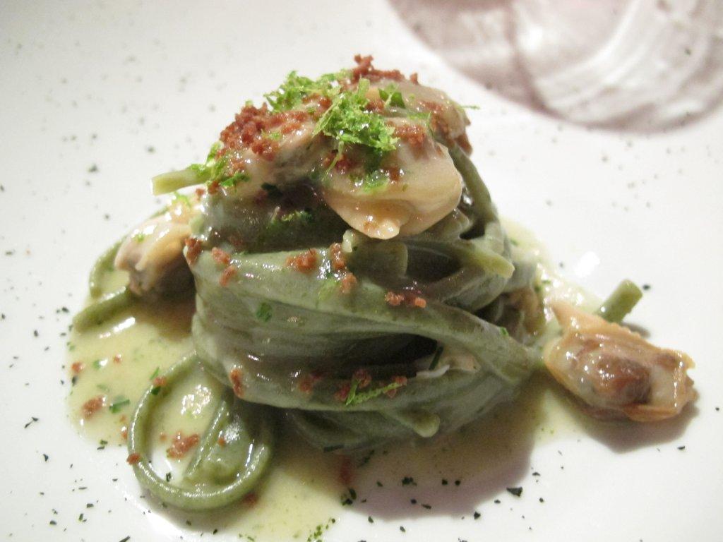 bavette, Le Trabe, Chef Peppe Stanzione, Paestum Capaccio, Salerno