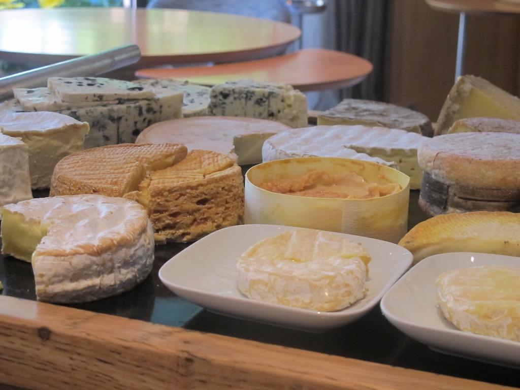 formaggi, Troisgros, Chef Michel Troisgros, César Troisgros, Roanne, France