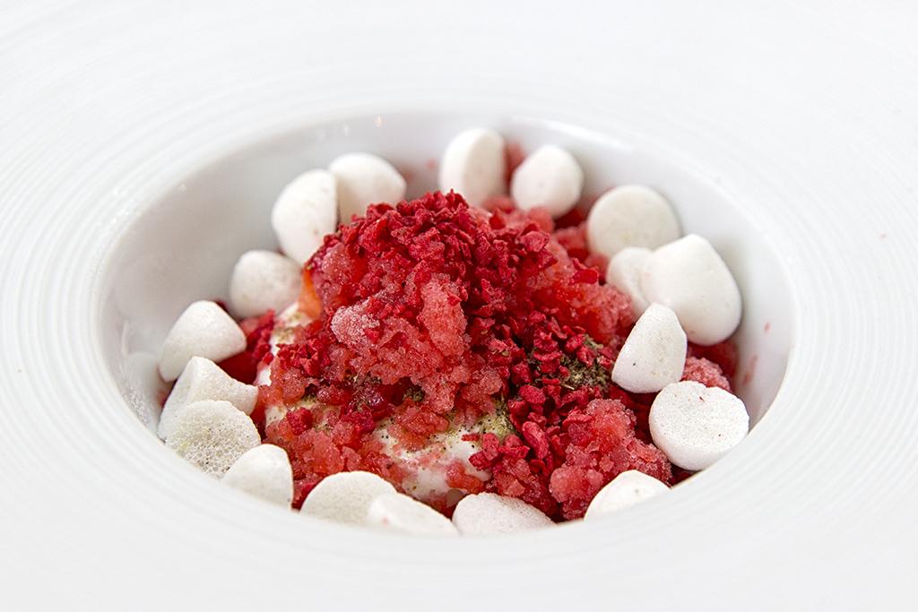predessert, Uliassi, Chef Mauro Uliassi, Senigallia, Ancona, Marche