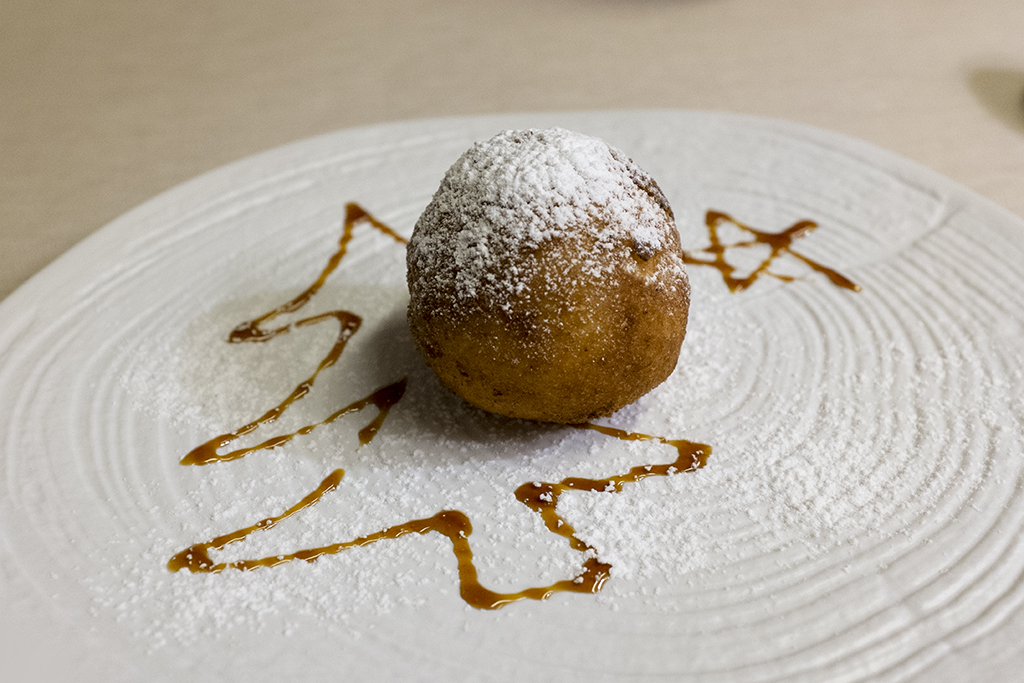 arancino, Ristorante Cracco, Chef Carlo Cracco, Milano