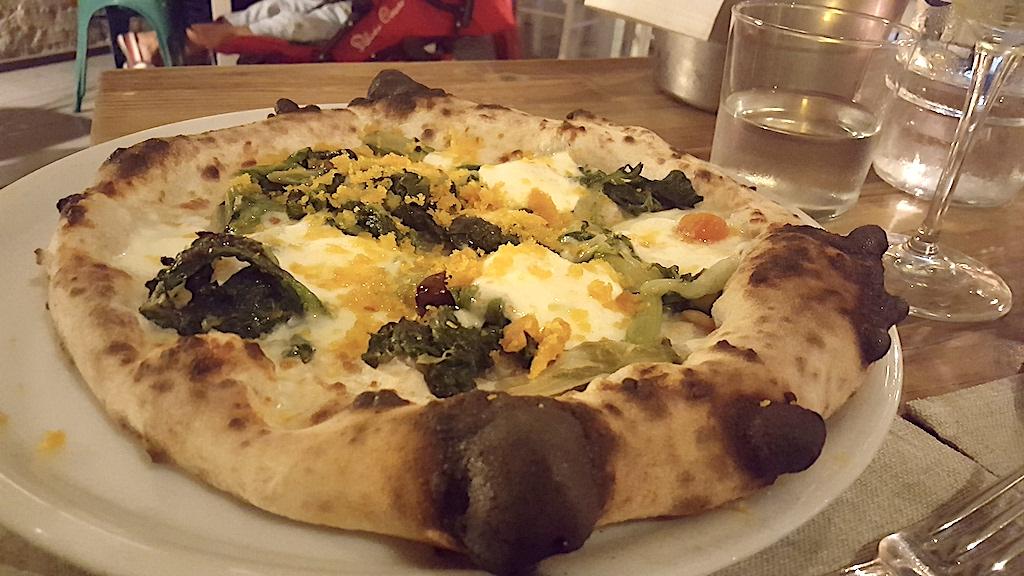 pizza, Pizzeria Gazometro 38, Pier Daniele Seu, Roma
