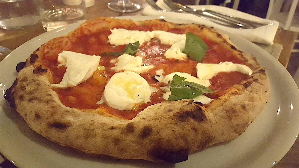 margherita, Pizzeria Gazometro 38, Pier Daniele Seu, Roma