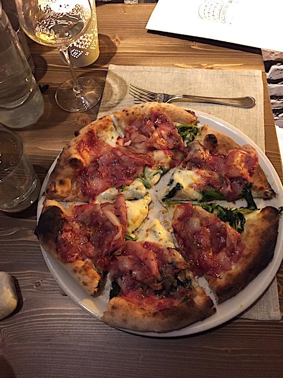 pizza roma vs bari, Pizzeria Gazometro 38, Pier Daniele Seu, Roma