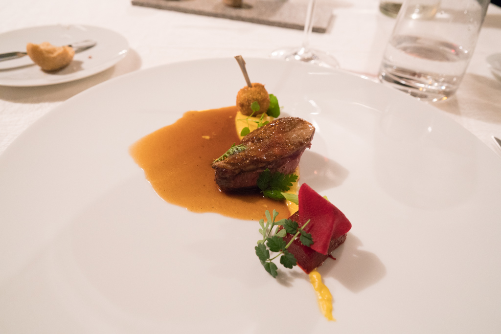 piccione, La Madernassa, Chef Michelangelo Mammoliti, Guarente, Cuneo, Piemonte