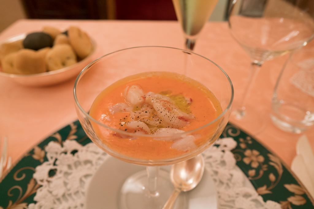cocktail di gamberetti, Ma.Ri.Na, Chef Rita Possoni, Olgiate Olona, Varese