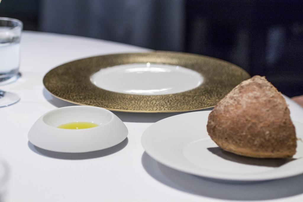 olio, Osteria Francescana, Modena, Chef Massimo Bottura