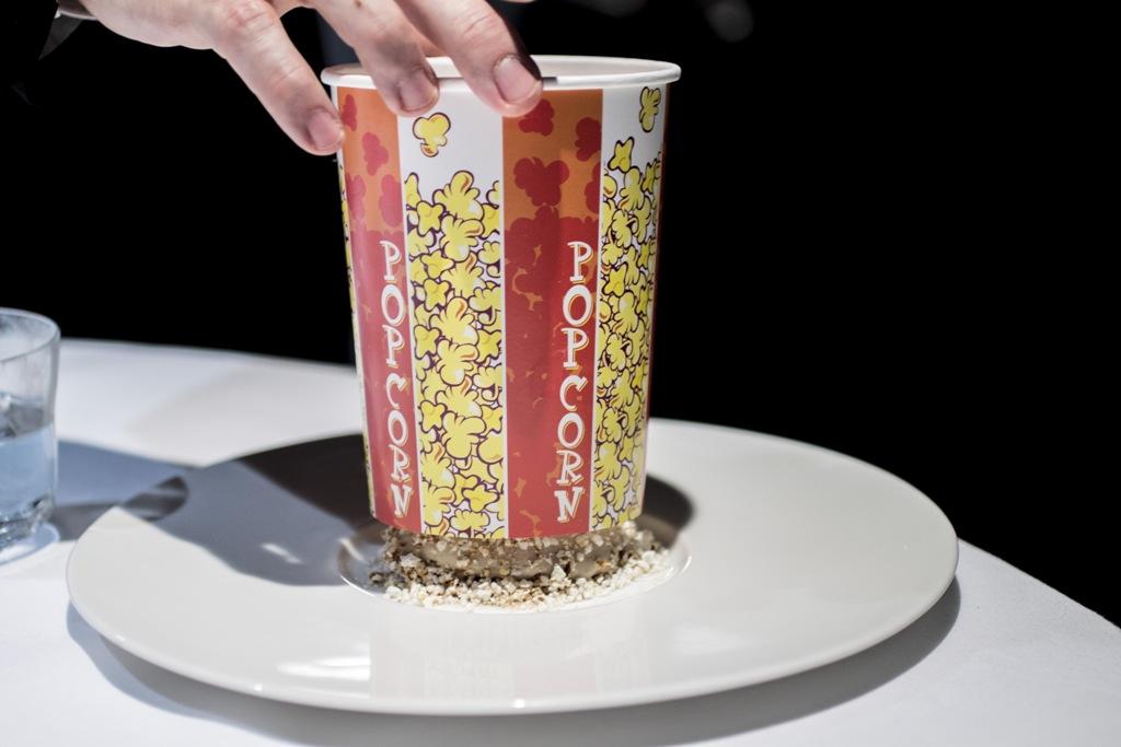 dessert, america, Osteria Francescana, Modena, Chef Massimo Bottura