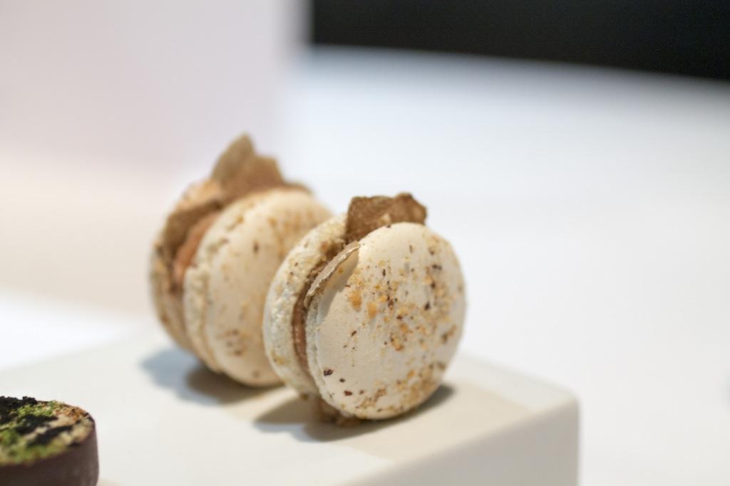 macaron, Osteria Francescana, Modena, Chef Massimo Bottura