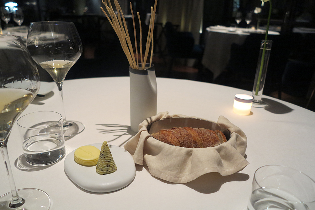 pane e burro, Seta, Mandarin Oriental Milano, Chef Antonio Guida