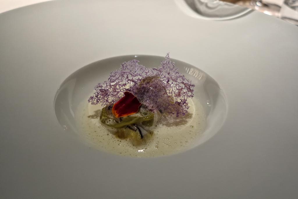 ostriche, Seta, Mandarin Oriental, Milano, Chef Antonio Guida
