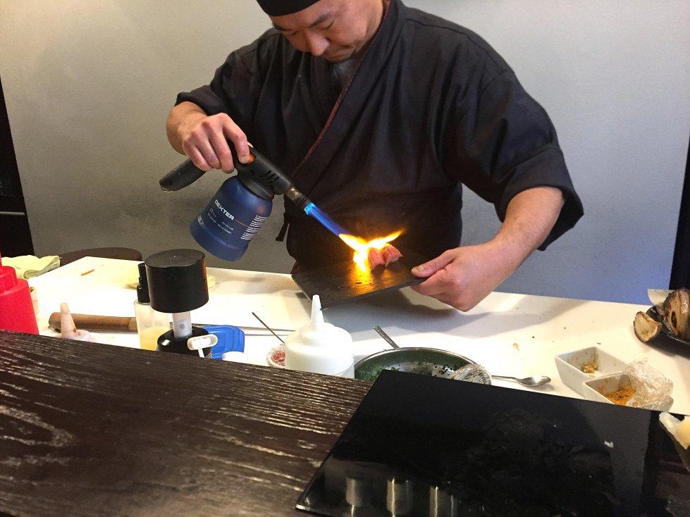 Giapponese, Sol Levante, Masashi Suzuki, Milano