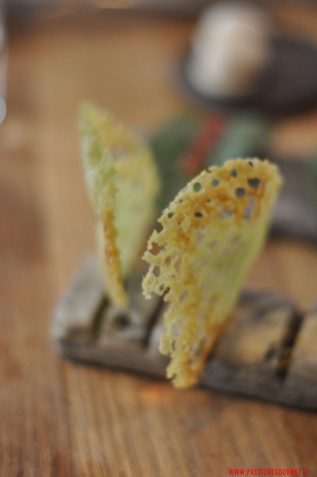 chips di fitoplancton, 28 Posti, chef Marco Ambrosino, Milano