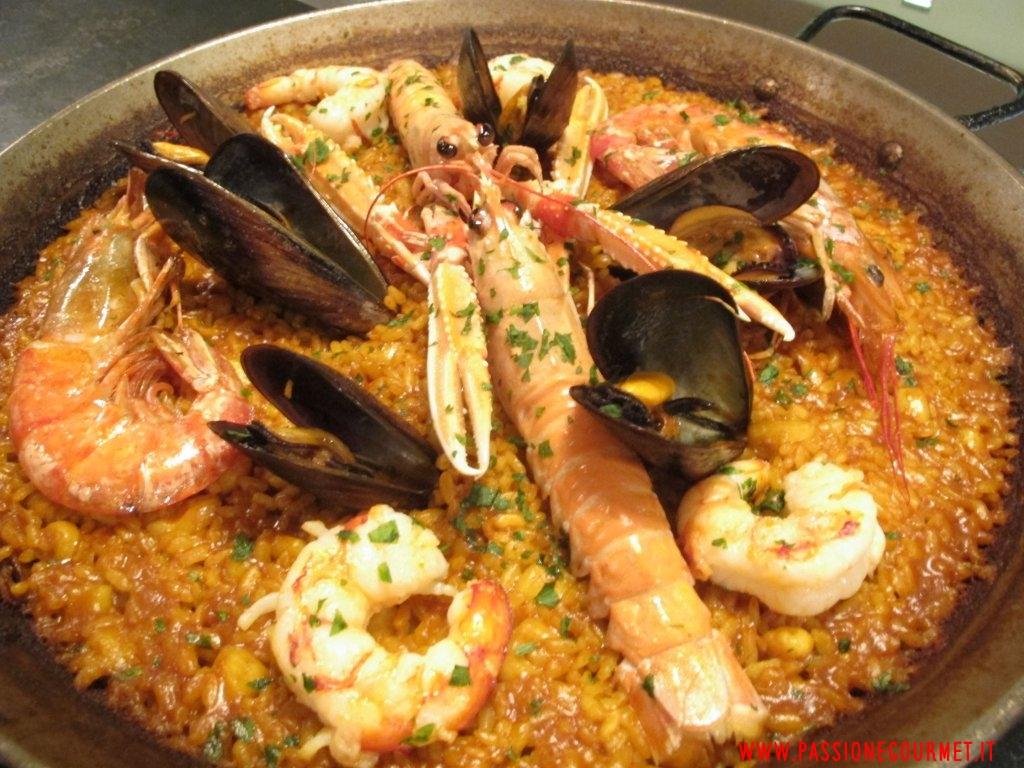 paella, Albufera, Chef Mateus Avila Lobo Coelho, Milano