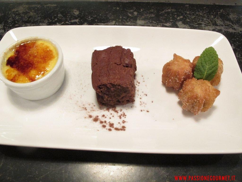 dessert, Albufera, Chef Mateus Avila Lobo Coelho, Milano