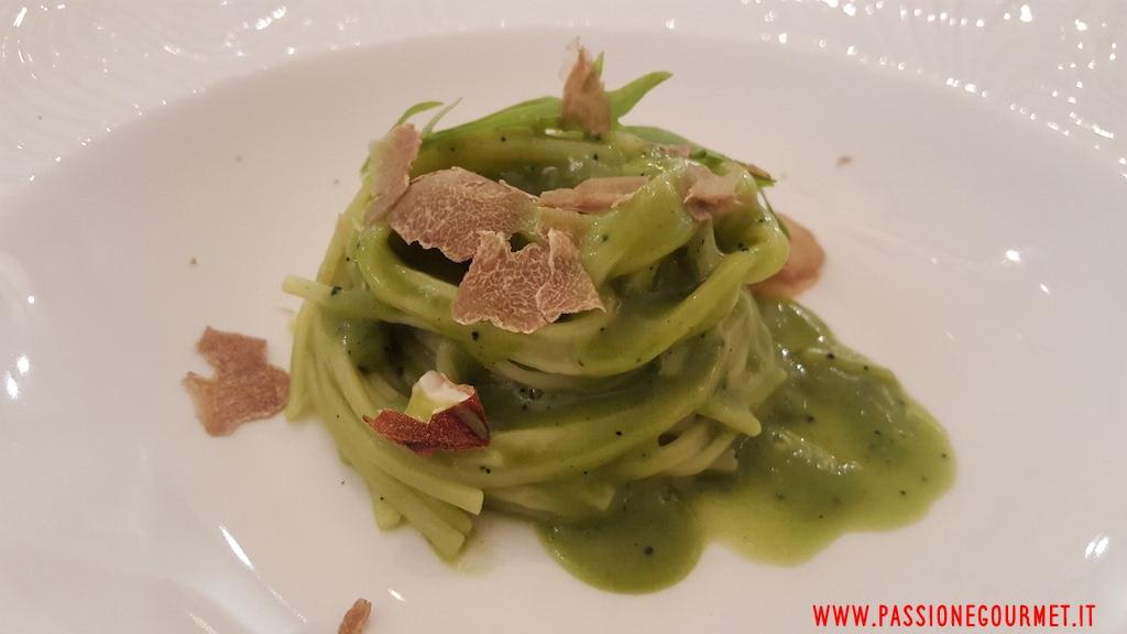 tagliolini al tartufo, Ristorante Pascucci al Porticciolo, fiumicino, roma