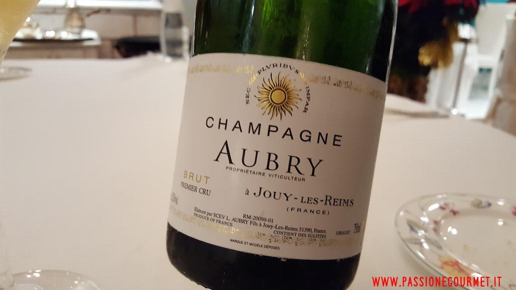Champagne Aubry, Ristorante Pascucci al Porticciolo, fiumicino, roma