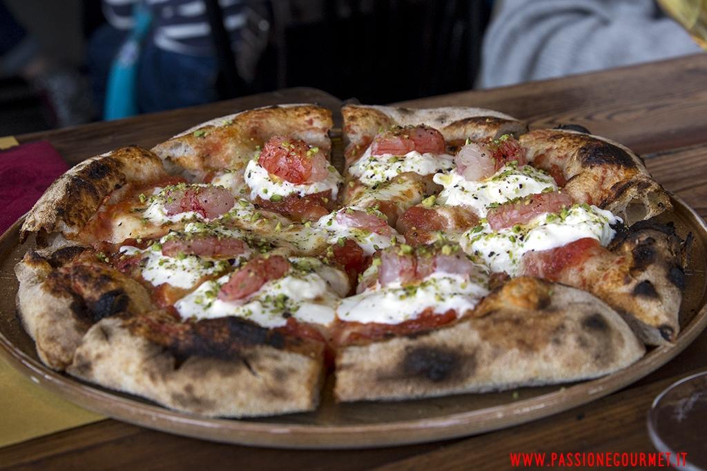 golosa, Pizzeria Rise Live Bistrot, Vimercate, Milano