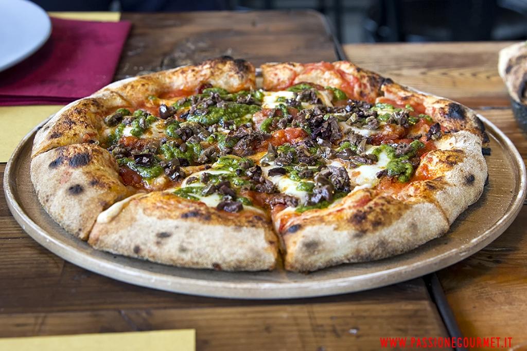 abbinamenti, Pizzeria Rise Live Bistrot, Vimercate, Milano