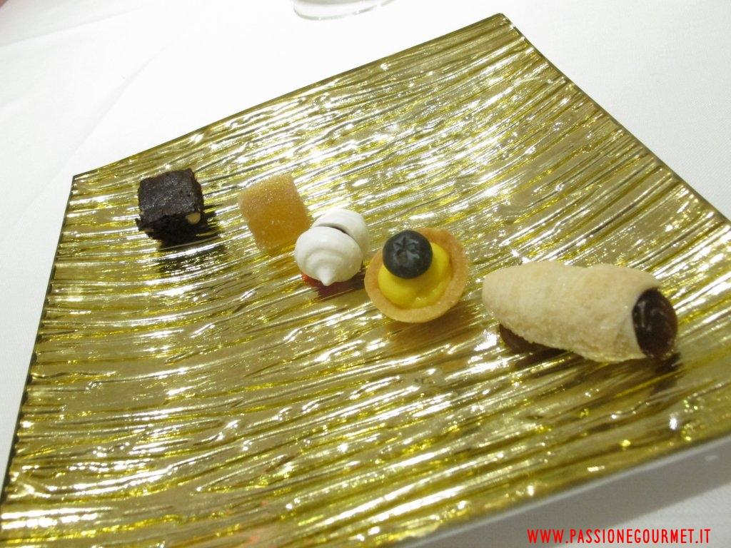 petit four, San Martino, Chef Raffaele Ros, Verona