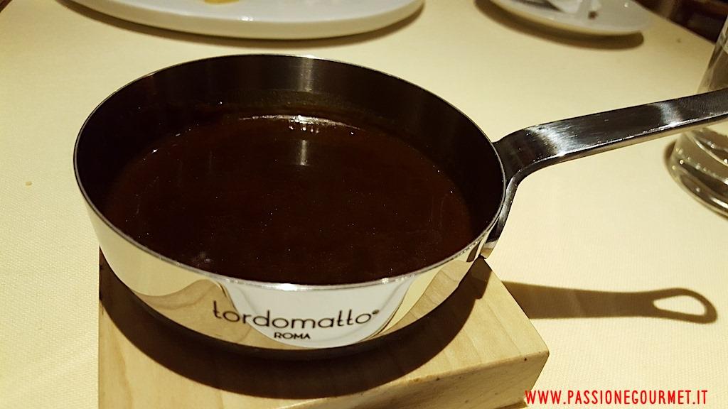 fondo bruno, Tordomatto, Chef Adriano Baldassarre, Roma
