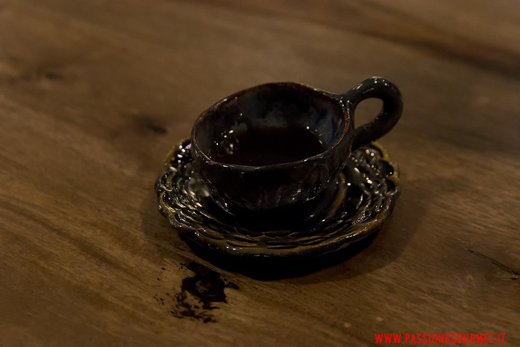 VOLM: tè nepalese affumicato