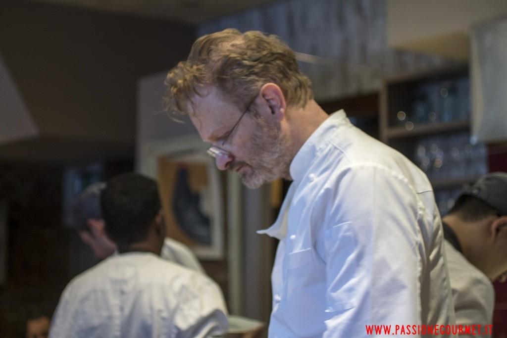 Hedone, Londra, Chef Mikael Jonsson