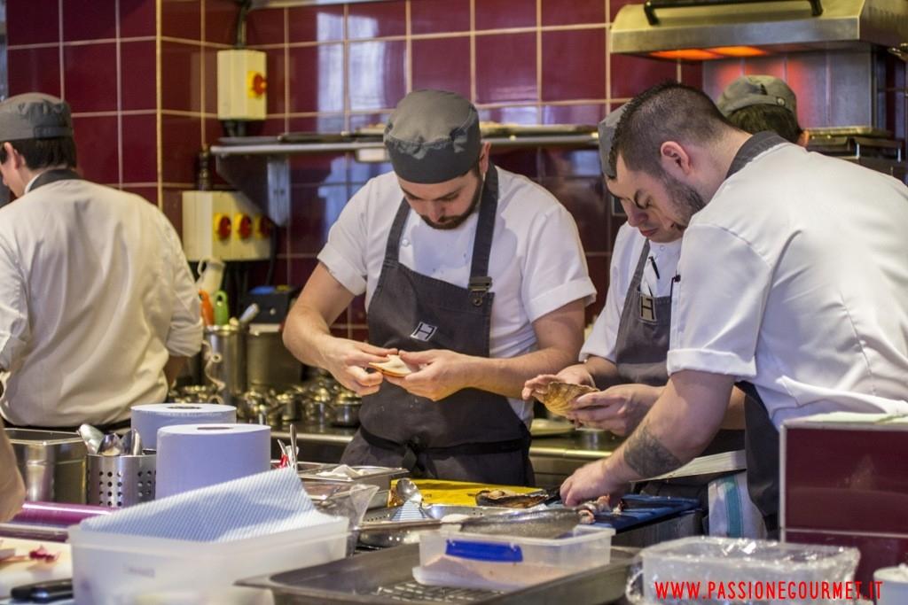 brigata, Hedone, Londra, Chef Mikael Jonsson