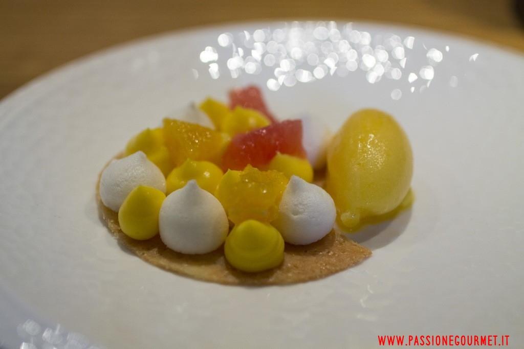 dessert, Hedone, Londra, Chef Mikael Jonsson