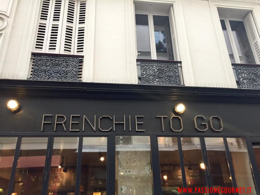 parigi, Frenchie to go