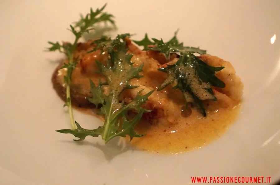 astice, Tondo, Chef Simone Tondo, Parigi